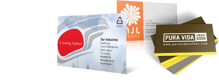 Sample Business Card Printing