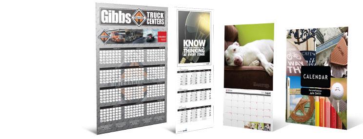 Sample Calendar Printing
