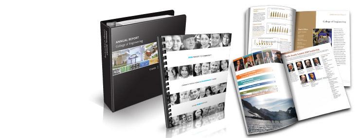 Sample Presentatioin, Manual and Report Printing