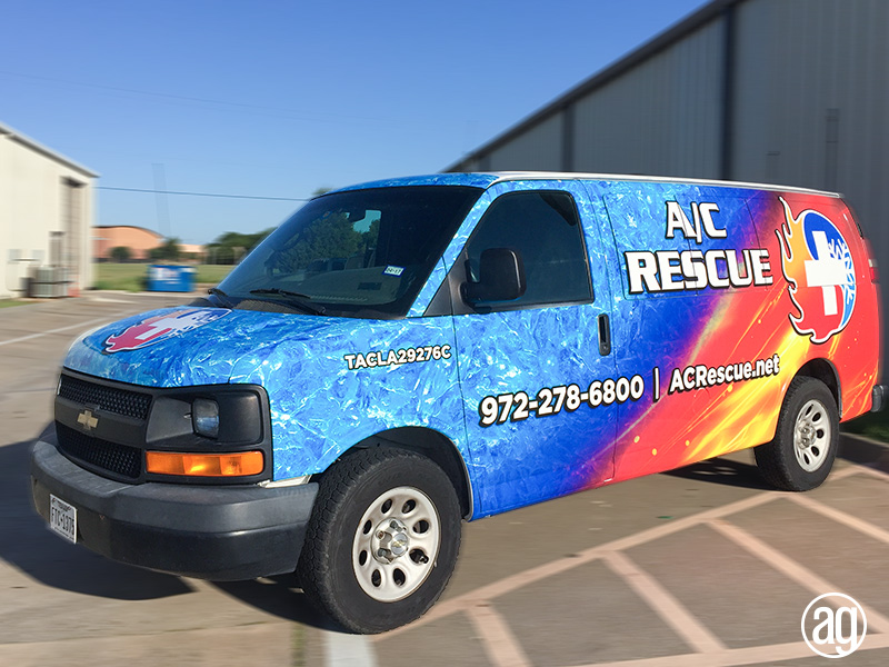 Commerical Fleet Wraps