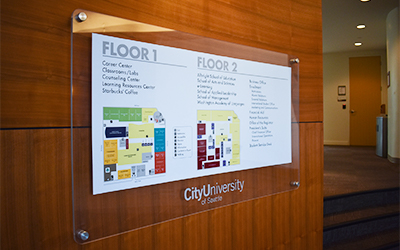 Sign and Graphics Installation Services