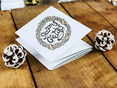 Cards and Invitations Printing Solutions