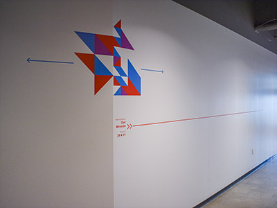 Indoor Signs and Graphics   Printing and Installations