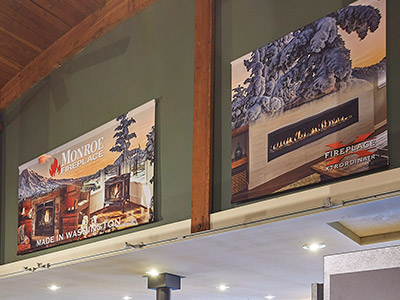 Indoor Signs and Graphics | Printing and Installations
