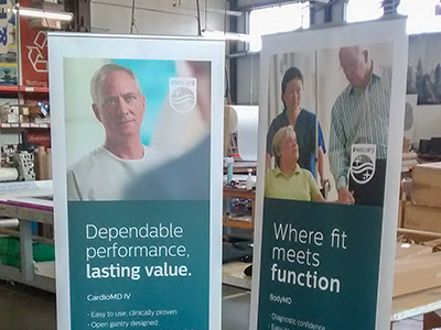 Posters and Banners | Printing and Installations