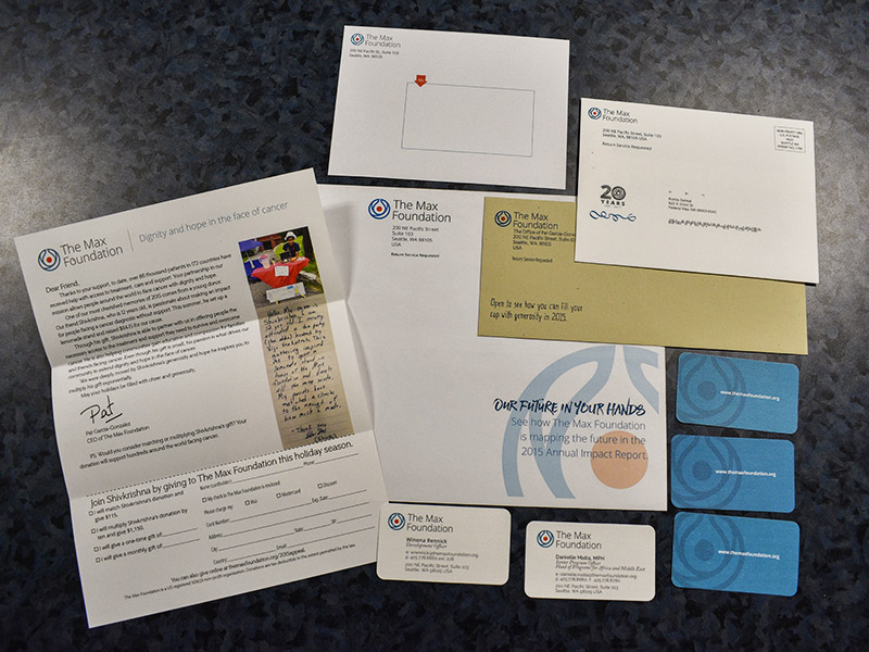 AlphaGraphics letterhead, stationery, and envelope printing solutions