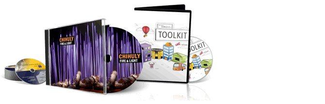 CD & DVDs